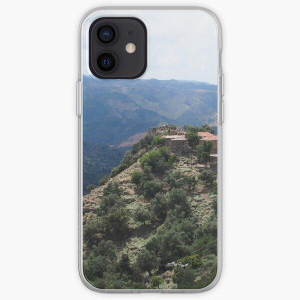 West Crete iPhone Soft Case