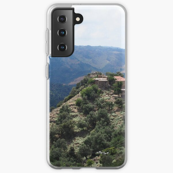 West Crete Samsung Galaxy Soft Case