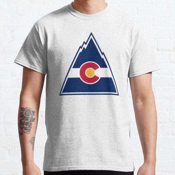 Vintage Colorado Hockey - Retro Rockies Classic T-Shirt