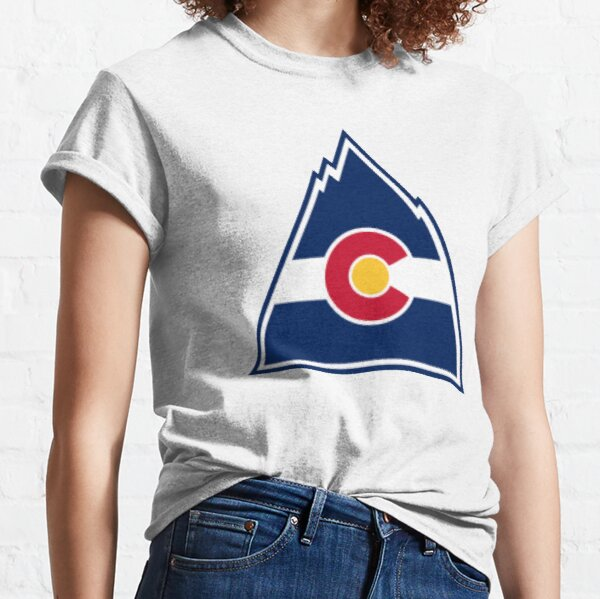 Vintage Colorado Hockey - Retro Rockies Classic T-Shirt