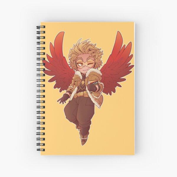 Hawks Spiral Notebook