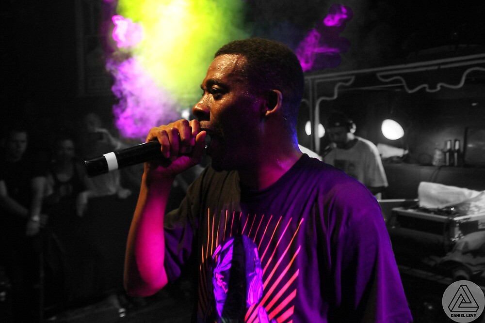 GZA from Wu-Tang Clang by ThugzBunny