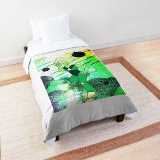 Peridot - Green Comforter