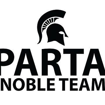 UNSC Spartan Training Shirt by DarkHorseDesign
