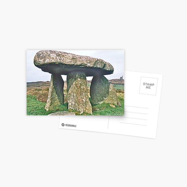 Lanyon Quoit Postcard