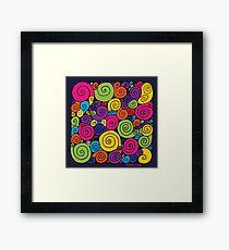 Bubblegum - Print Framed Print