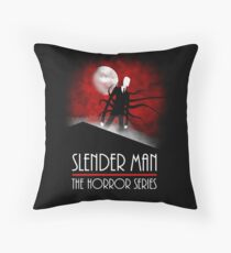 The horror series Throw Pillow