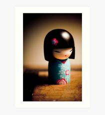 Hiroko Art Print