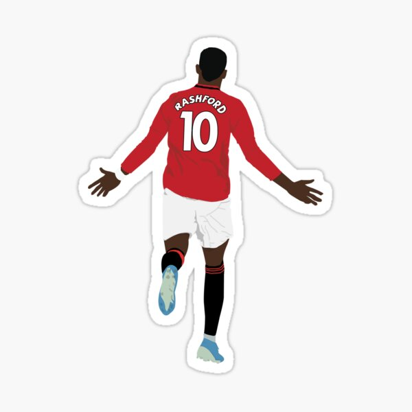 Marcus Rashford Sticker