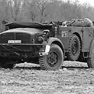 Horch 108 Type 40 Troop Carrier by Lyle Hatch