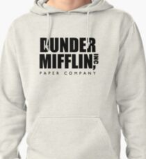 Dunder Mifflin Paper Company  Pullover Hoodie