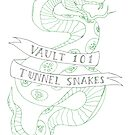 tunnel snakes v2 by thehellagatsby