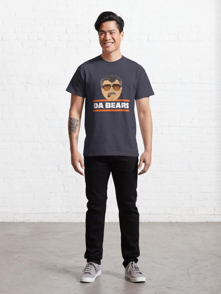 Alternate view of Da Bears Ditka Classic T-Shirt