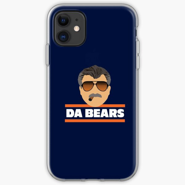 Da Bears Ditka iPhone Soft Case