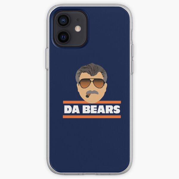 Da Bears Ditka iPhone Soft Case