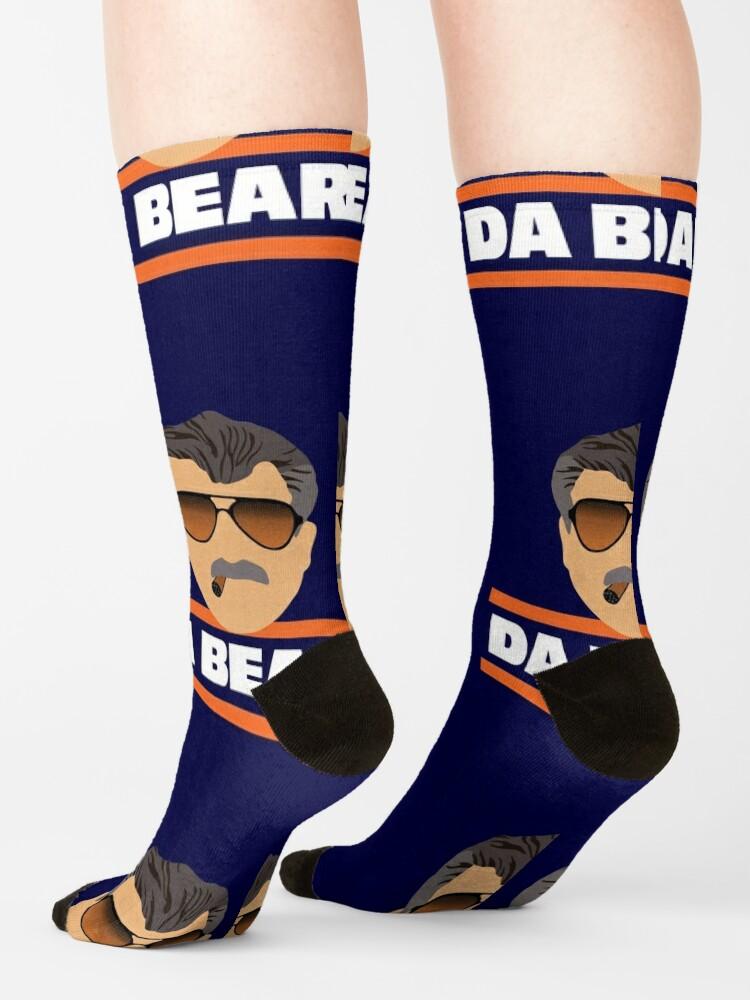 Alternate view of Da Bears Ditka Socks