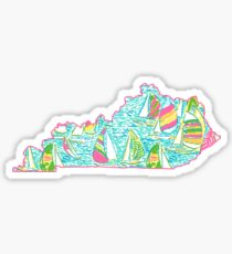 Kentucky Ugotta Regatta Sticker
