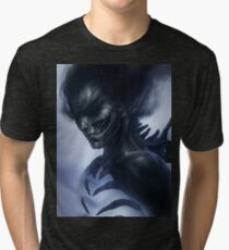 Black Death Tri-blend T-Shirt