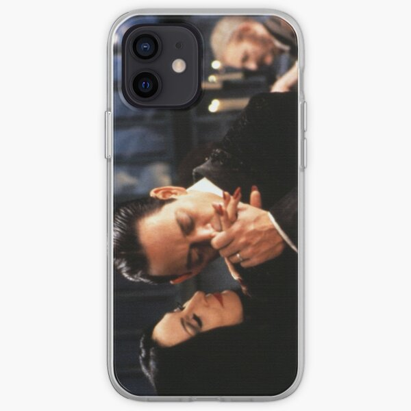 the kiss iPhone Soft Case