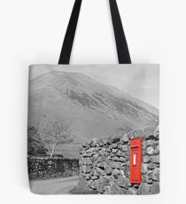The Antique Post Box Tote Bag