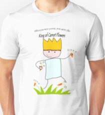 King of Carrot Flowers by Neutral Milk Hotel Slim Fit T-Shirt