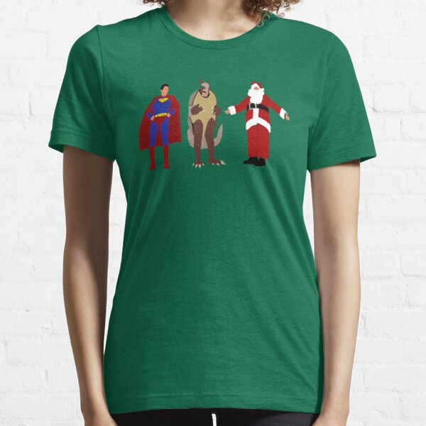 The Christmas Heroes Essential T-Shirt