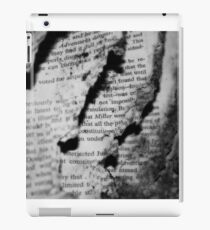 Decayed Words iPad Case/Skin