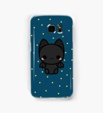 Cute spooky bat Samsung Galaxy Case/Skin