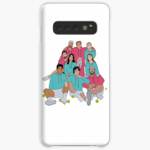 vlog squad Samsung Galaxy Snap Case