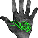 The hand of the illumanti by GeekNative
