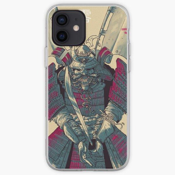 Samurai iPhone Soft Case