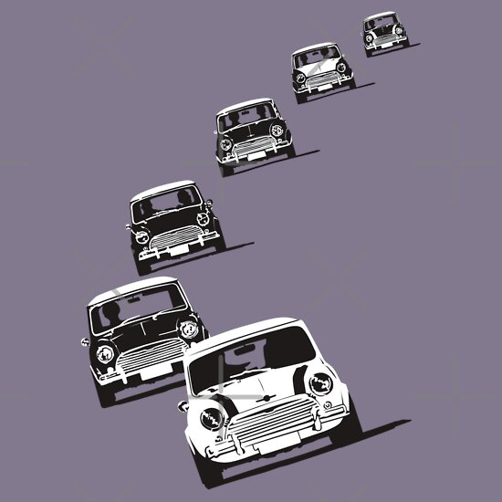 TShirtGifter presents: Mini Convoy
