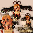 Daemon Ex Machina by spicydonut