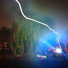 Flash of light by shaun pearce
