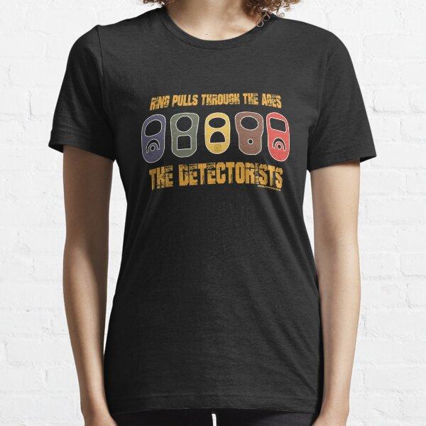 Detectorists Ring Pulls mk2 by Eye Voodoo Essential T-Shirt
