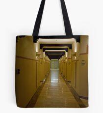 Corridor Patterns Tote Bag