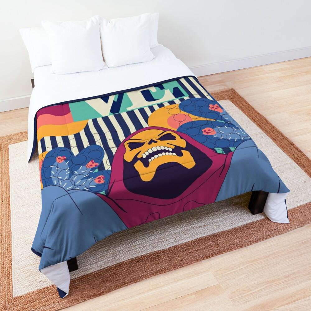 Love Skeletor Comforter