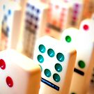 Domino Effect by Christopher Herrfurth
