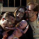 Zombie Family by AuntieJ