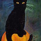Black Kat by SarahSolie