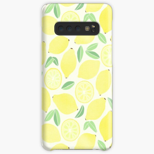 Summer Lemons Samsung Galaxy Snap Case
