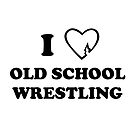 I Heart Wrestling by PaulMatthews78