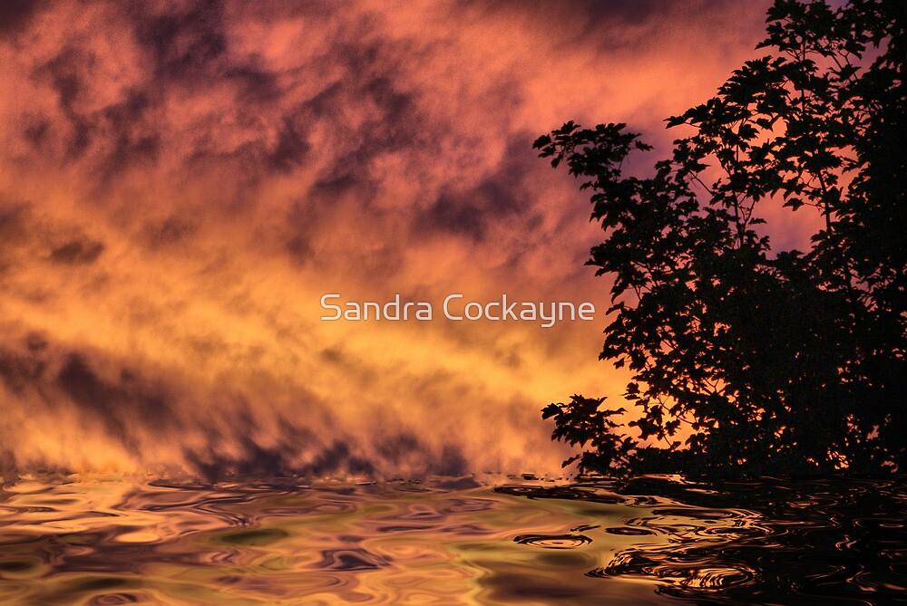 Molten Hot, Hot, Hot by Sandra Cockayne