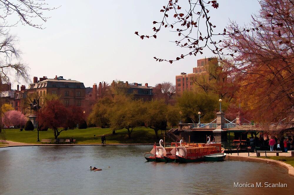 Beautiful Boston by Monica M. Scanlan