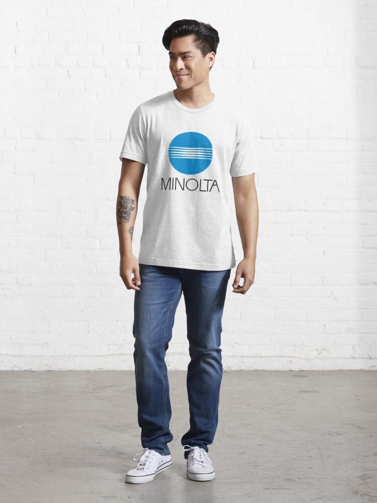 Alternate view of Minolta Camera Essential T-Shirt