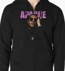 APC 207 Zipped Hoodie