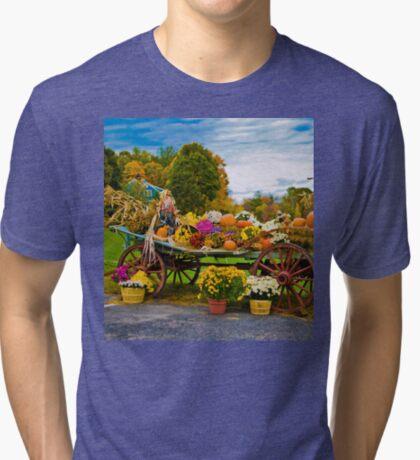 Celebration Of Fall Tri-blend T-Shirt