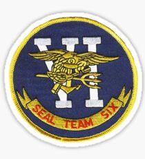 Seal Team Six Sticker