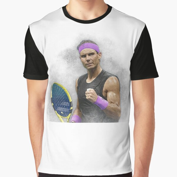 Rafael Nadal T-shirt graphique