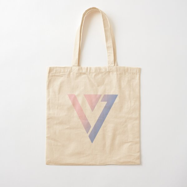 Seventeen - Original Logo Cotton Tote Bag
